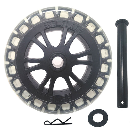 "6"" Generic Wheel For Many Pellet Grills"