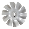 "Buck 3-1/2"" Fan Blade, PE400180 - Stove Parts 4 Less"