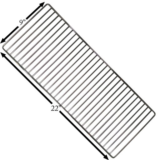 Replacement Upper Grate for Camp Chef 24 SG Pellet Grills, PG24SG-5