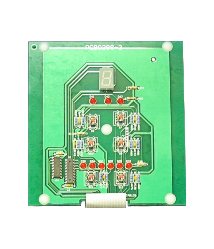 SBI Pellet Stove Version 1 Control Board, PL44032 - Stove Parts 4 Less