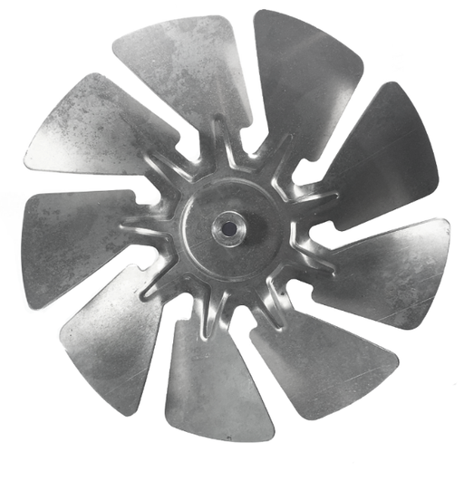 "Replacement Buck 9 1⁄4"" Fan Blade for 3 Speed Blower, PO400170 - Stove Parts 4 Less"