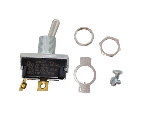Country Flame Bypass Toggle Switch, PP-10 - Stove Parts 4 Less