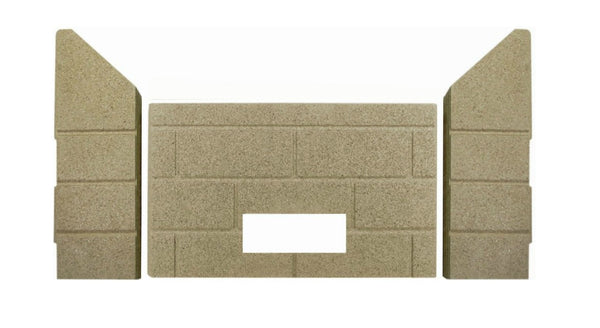 Whitfield # 11750015, Advantage Plus Firebrick. PP1005 - Stove Parts 4 Less
