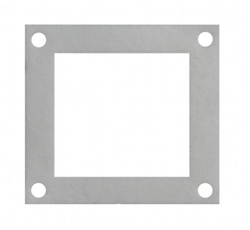 Winslow Blower Gasket Convection Fan, PI40 & PS40. Square (G) #H5902 - Stove Parts 4 Less