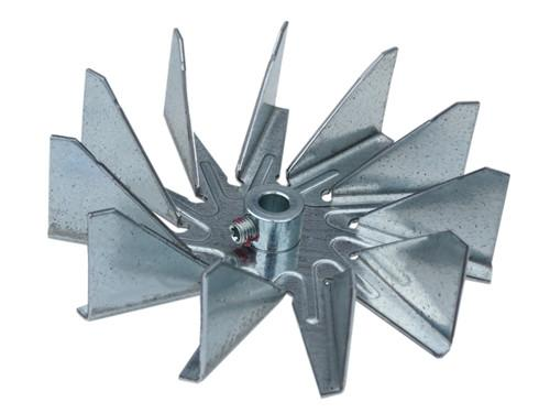 "Exhaust Blower Impeller 4.5""-11 Petal for Whitfield Cascade (PP7906) - Stove Parts 4 Less"