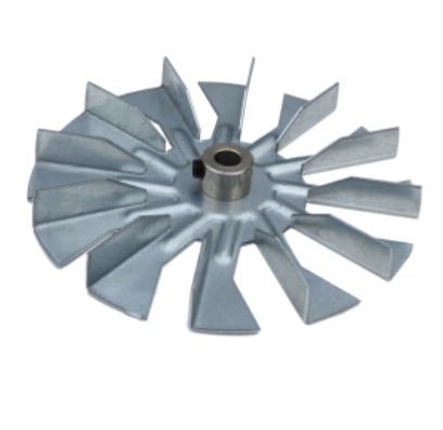 "Enviro exhaust blower impeller 5.6"" Fan Blade - 12 Petal, PP7914 - Stove Parts 4 Less"