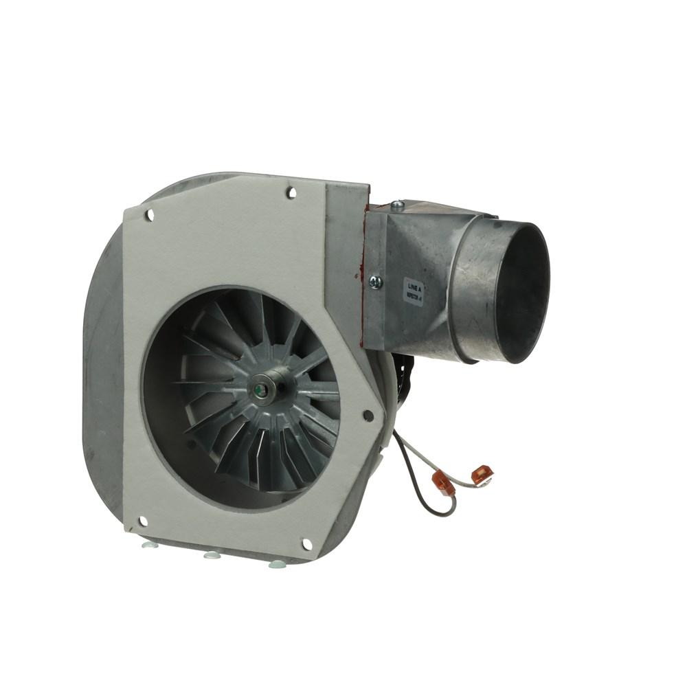 Englander OEM Combustion Blower With Housing, PU-076002B