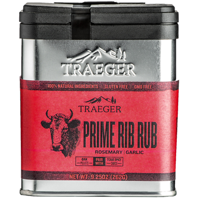 Traeger Prime Rib Seasoning Rub 8.25oz, SPC173 - Stove Parts 4 Less