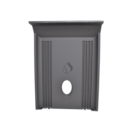 Piazzetta Cast Iron Rear Baffle #PZRP.RE05041230 - Stove Parts 4 Less