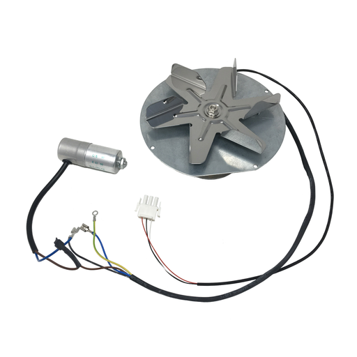 Piazzetta Smoke Fan, PZRP.RF02010400 - Stove Parts 4 Less