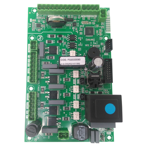 Piazzetta Monia Main Circuit Board, PZRP.RF02033590-M - Stove Parts 4 Less