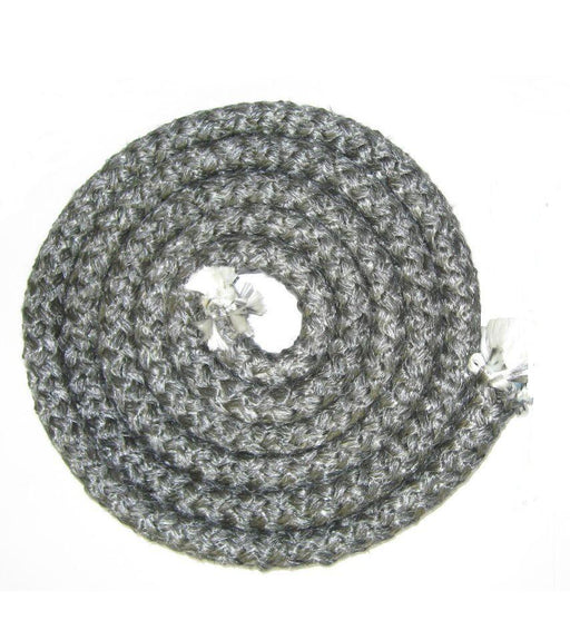Earth Stove Door Gasket is for models with 1 Piece Bent Glass, 26M81-1 (RT 317N) - Stove Parts 4 Less