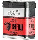 Traeger Grills Beef Seasoning & BBQ Rub 9.25oz - Stove Parts 4 Less
