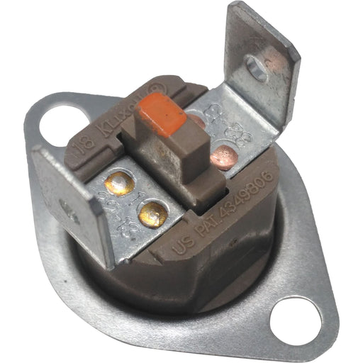 Snap switch for Manual Reset, by Quadra-fire, PelPro & Pleasant Hearth, SRV230-0080