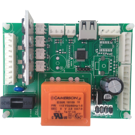 PelPro Control Board For PP60 & Pleasant Hearth PH35PS, SRV7079-050