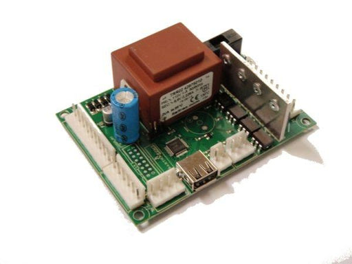 Quadrafire Mt Vernon E2 FS/INS Control Board - Part #SRV7080-050 - Stove Parts 4 Less