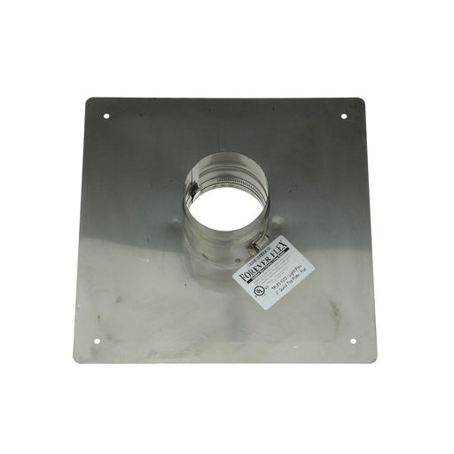 "Olympia 3"" Flat top plate 13"" x 13"" - TPLF3-1313 - Stove Parts 4 Less"