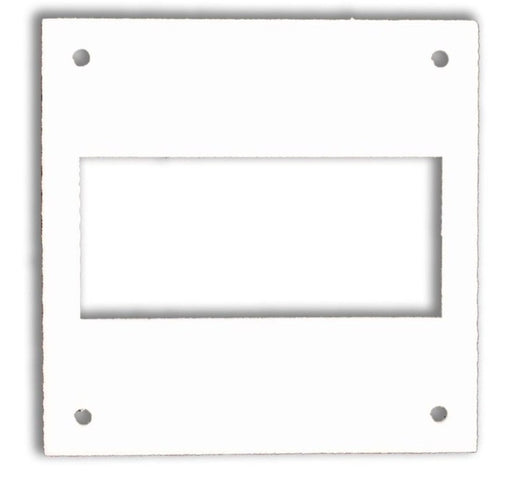Travis Exhaust Plate Gasket 250-00361 - Stove Parts 4 Less