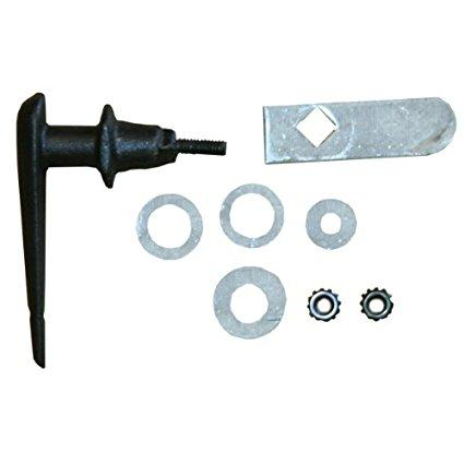 USSC Door Latch Kit For Many Stoves, LK26SV - Stove Parts 4 Less