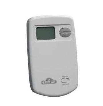 Napoleon Digital Wall Thermostat Non Programmable Fits