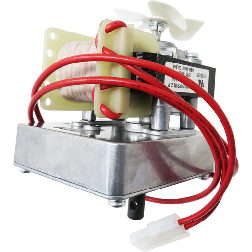 Z Grills OEM 2 RPM Auger Motor for 550A, and all 700/1000 2B/2E Series (AS-M2.0), ZG-AUGM-2