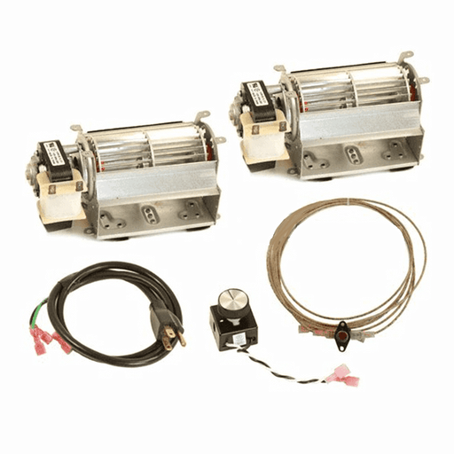 Fireplace Dual Blower Kit For Vermont Castings & Majestic, #BLOTBLDVKIT-AMP - Stove Parts 4 Less