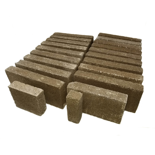 Pacific Energy Super 27 PCP Interior Brick Set, BRIC.SSERA - Stove Parts 4 Less