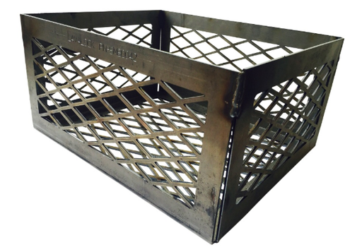 Lavalock 12 x 10 x 6 Charcoal Basket - Stove Parts 4 Less