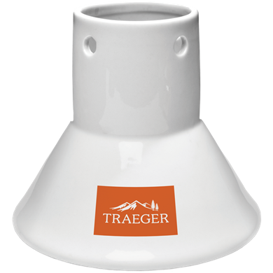Traeger Porcelain Chicken Throne, BAC357 - Stove Parts 4 Less