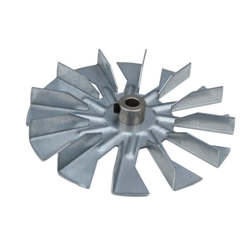 "Enviro Pellet Stove 4 1/2"" Exhaust Impeller Blade, Part# EF-008, AMP PP7900-2 - Stove Parts 4 Less"