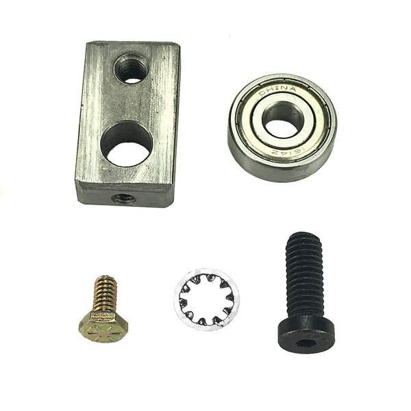 Harman Feeder Cam Block Assembly For DVC500 & Super Mag Stocker, 1-10-00102A - Stove Parts 4 Less
