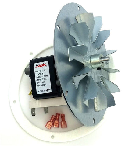 Enviro Exhaust Blower Motor 50-1901 Fits Many Models, AMP20138 - AMP20138 - Stove Parts 4 Less
