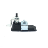 Englander Recessed Hopper Lid Latch, for all pellet units manufactured 2002 and later. PU-62-40-151-3 - Stove Parts 4 Less