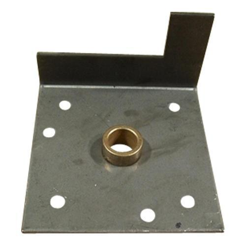 Envrio Auger Brass Bushing & Plate For EF3 & Meridian Post Jan 2008, #50-1780 - Stove Parts 4 Less