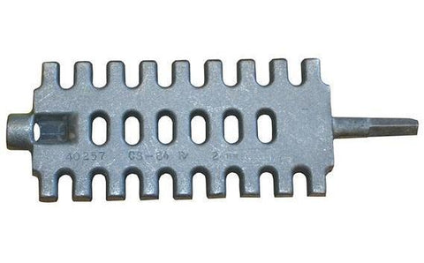 US Stove Cast Iron Shaker Grate, 40257 - Stove Parts 4 Less