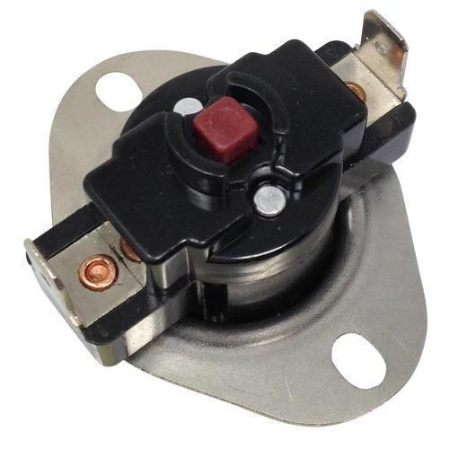 US Stove 200F High Temp Switch With Reset Button for the Bayfront 5660, (20160) 80601-AMP - Stove Parts 4 Less