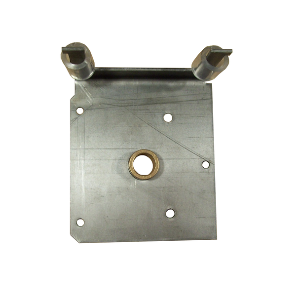 Enviro, Regency, VistaFlame, Bosca | Auger Plate with Lower Bushing, 50-1658 - Stove Parts 4 Less