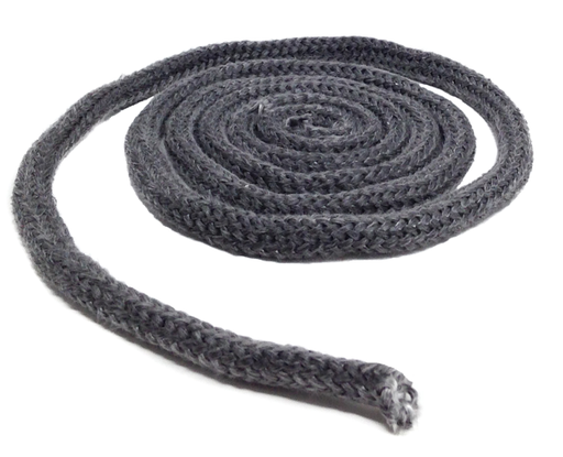 "USSC Flue Collar Rope Gasket 1/4"" 6Ft Fits Many Models, 88042 - Stove Parts 4 Less"
