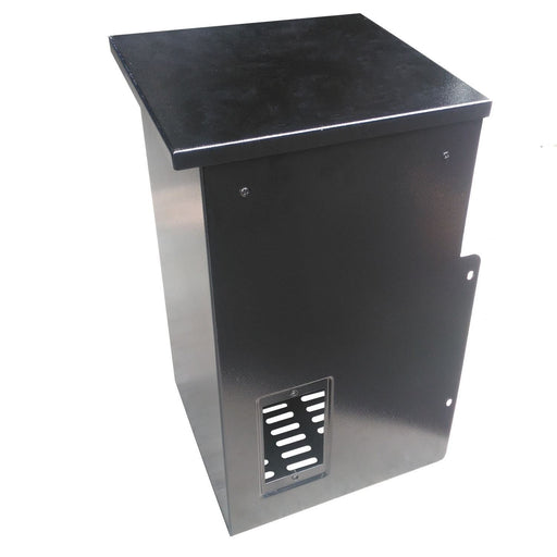 Universal Pellet Grill Hopper Assembly