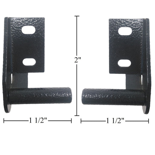 Pit Boss Barrel Lid Hinges - Left & Right Side, 74050 & 74051-AMP