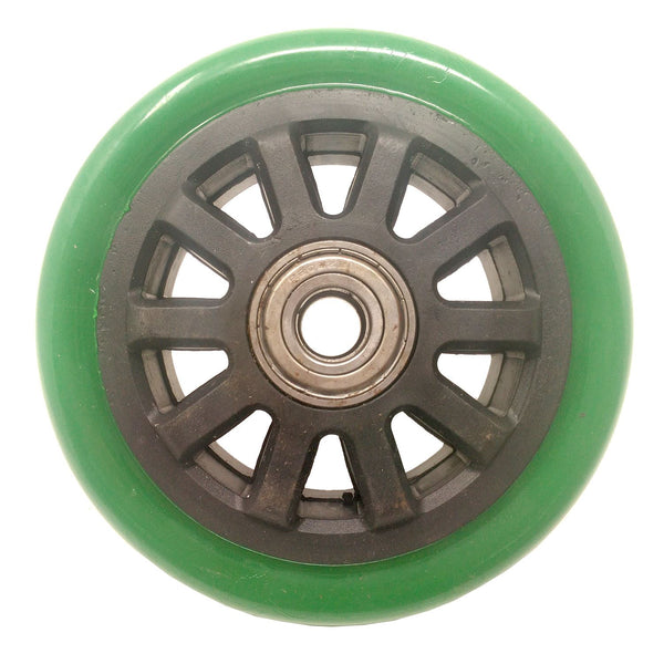 Green Mountain Wheel for JB/DB Choice Pellet Grills, P-1097