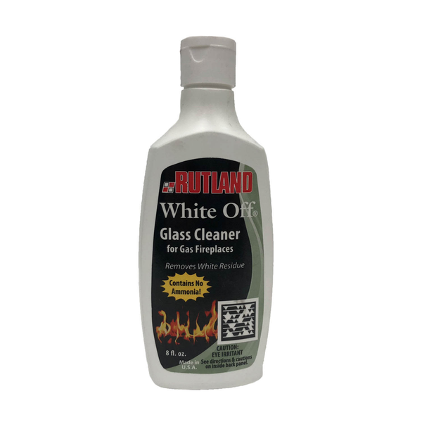 Rutland White Off Glass Ceramic Cleaning 8oz. #565 - Stove Parts 4 Less