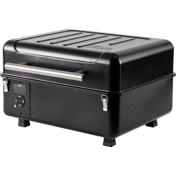 Traeger Ranger TBT18KLD Wood Pellet Grill and Smoker Black