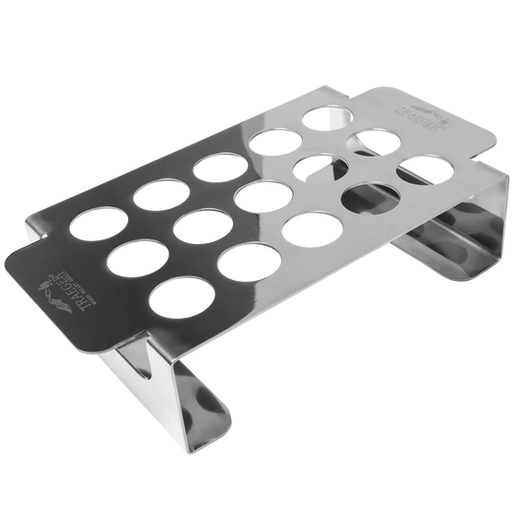 Traeger Stainless Steel Smoked Jalepeno Popper Tray, BAC424 - Stove Parts 4 Less