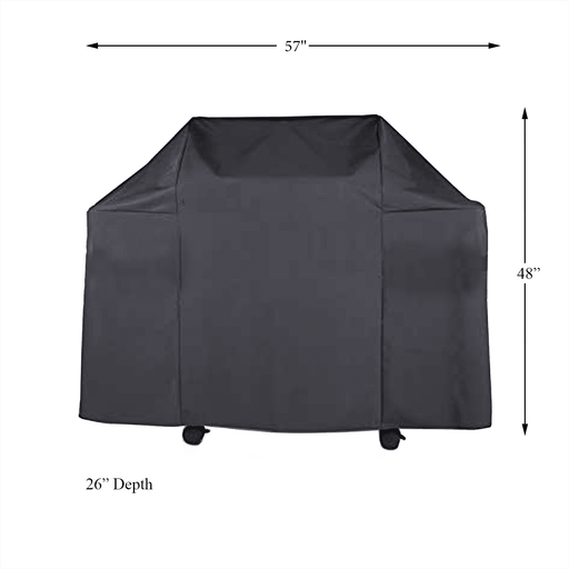 Weber 7553 Genesis E, EP & S Series Grill Cover, WEB7553 - Stove Parts 4 Less