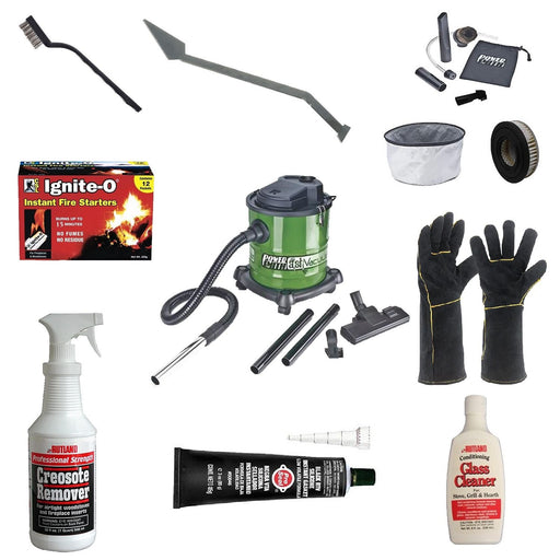 Wood Stove Complete Service Kit