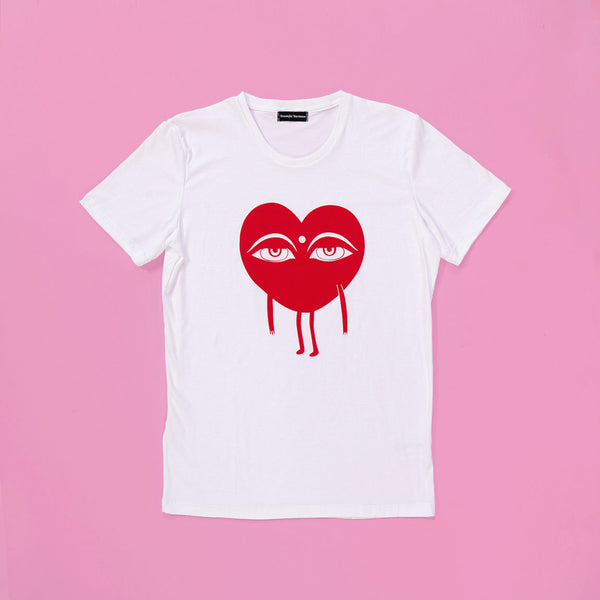 Buddhist Heart T shirt