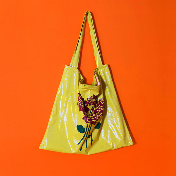 Roses bouquet sack bag