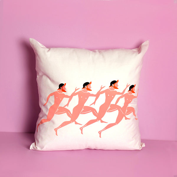 Greek Runners XL pillow