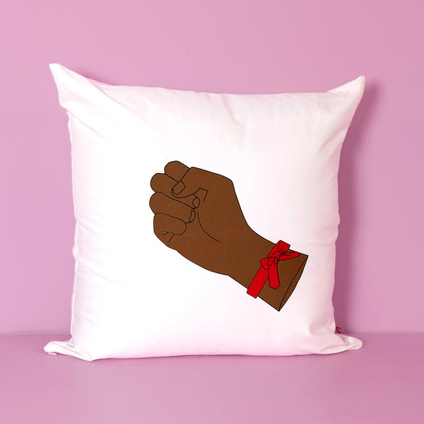 Brown Pretty Power XL pillow